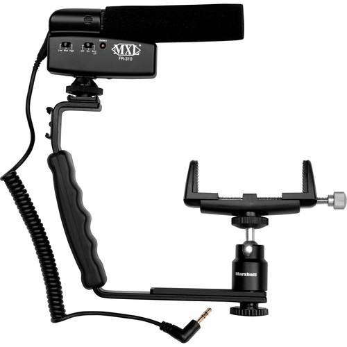MXL MM-VE001 Mobile Media Videographer's Essentials Kit MM-VE001