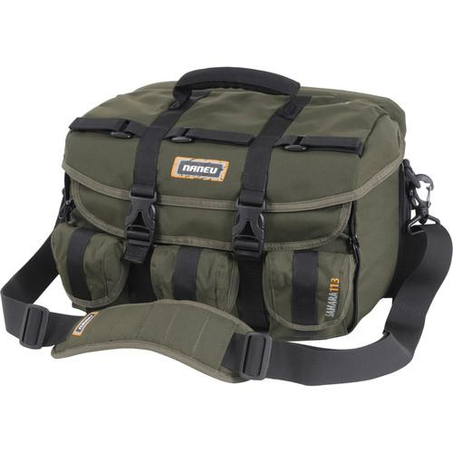 Naneu  113F Sahara Messenger Bag (Green) 113003