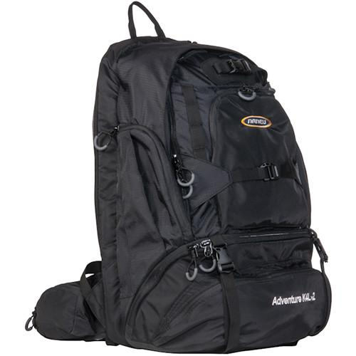 Naneu K4L v2 35L Adventure Backpack (Black) K4LV001