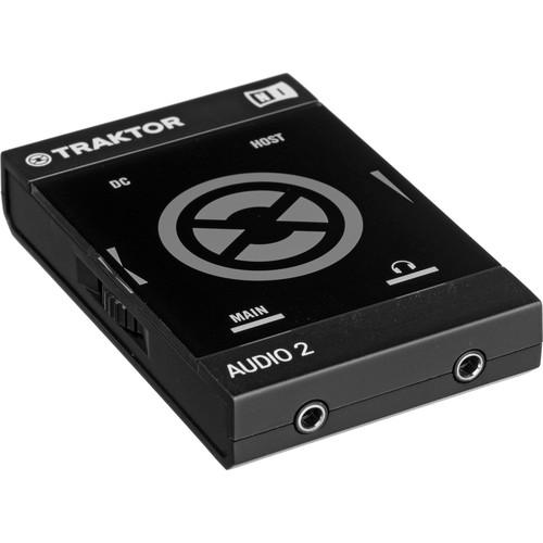 Native Instruments TRAKTOR AUDIO 2 Portable DJ Interface 22470