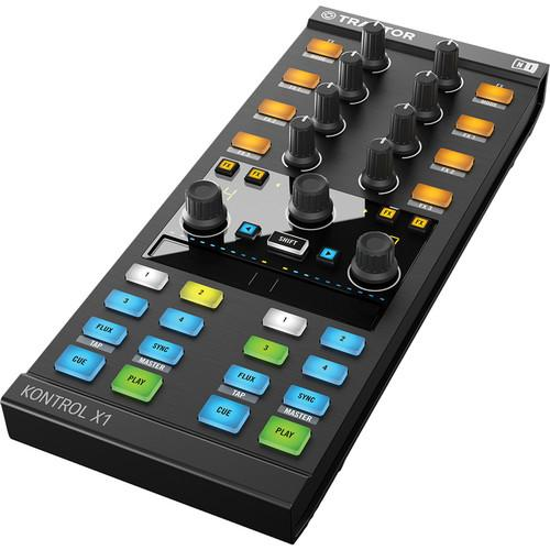 Native Instruments TRAKTOR KONTROL F1 and X1 Controllers