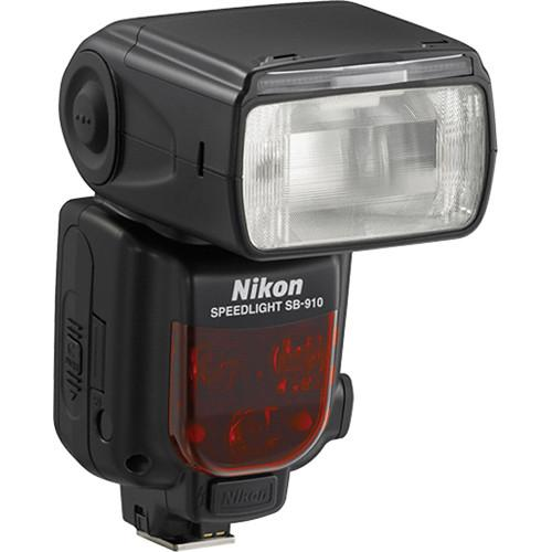Nikon SB-910 AF Speedlight Essential Two-Flash Wireless Kit