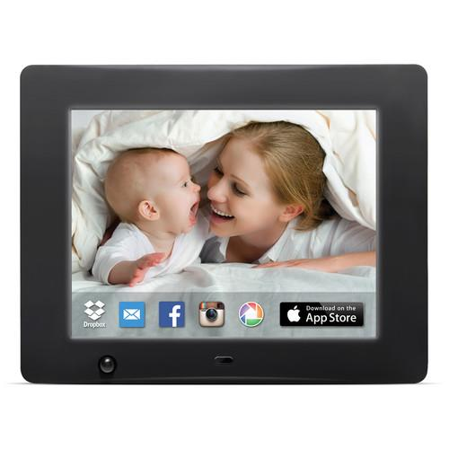 nixplay nixplay Pro Cloud WiFi Digital Picture Frame W08B