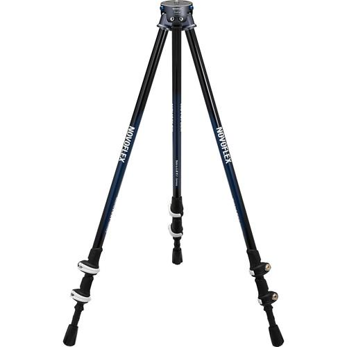 Novoflex TrioPod Aluminum Tripod with Hiking Stick Legs TRIOWALK