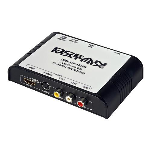 Ocean Matrix Video to HDMI Pro Mini Converter/Scaler OMX-CV-HDMI