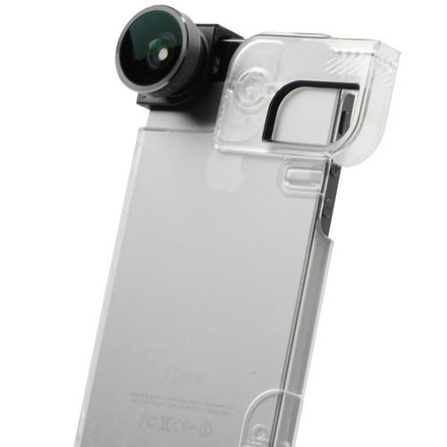 olloclip 4-in-1 Photo Lens for iPhone 5/5s OCEU-IPH5-FW2M-GYB-B