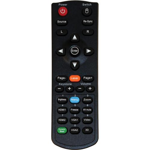 Optoma Technology BR-5047L Remote Control with Laser BR-5047L