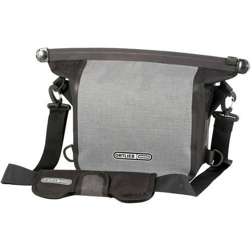 Ortlieb Aqua-Cam Waterproof Camera Bag (Graphite-Black) P9101