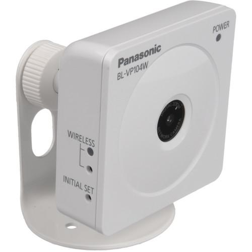 Panasonic 720p Day/Night Wireless Box Camera BL-VP104W