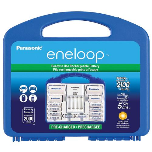 Panasonic  eneloop Power Pack Kit K-KJ17MCCA82A