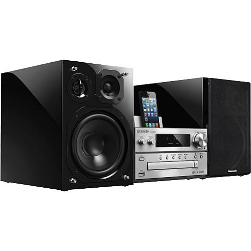 Panasonic SC-PMX9 Networkable HiFi Micro Audio 3-Way SC-PMX9