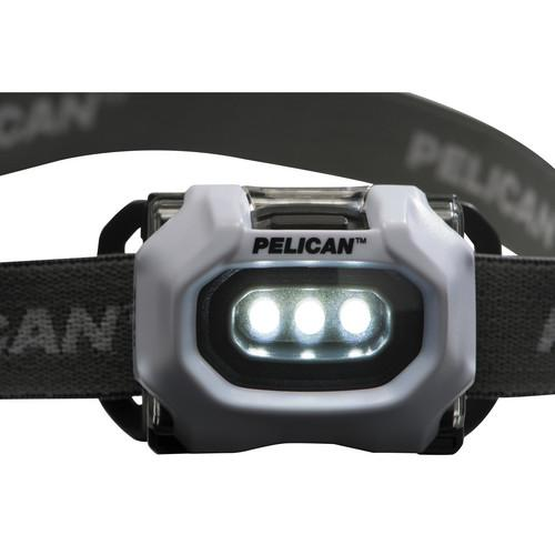 Pelican 2740 LED Headlight (White) 027400-0100-230