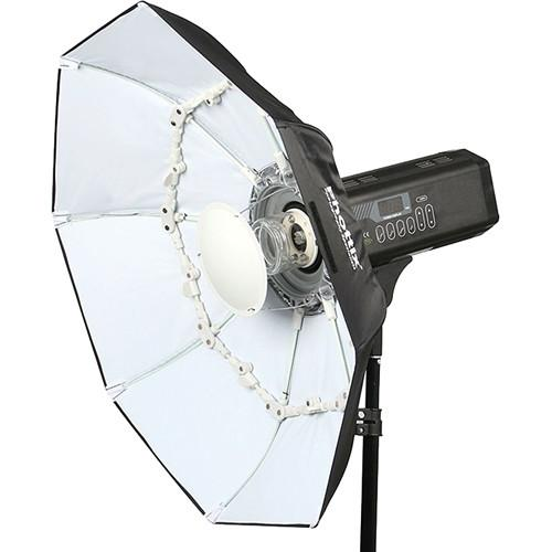 Phottix Luna Folding Beauty Dish (White, 27.5