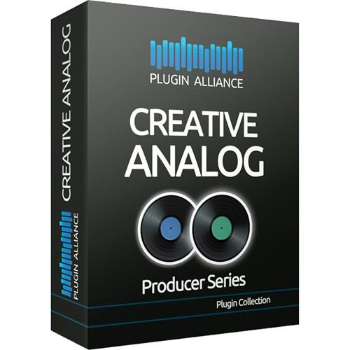 Plugin Alliance Creative Analog - Analog CREATIVE ANALOG