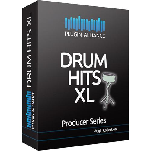 Plugin Alliance Drum Hits XL - Drum Processing DRUM HITS XL