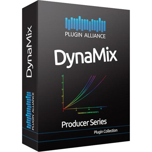 Plugin Alliance DynaMix - Compressor and Limiter Plug-In DYNAMIX