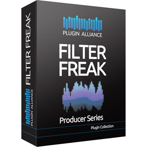 Plugin Alliance EQ Freak - EQ and Filter Plug-Ins FILTER FREAK