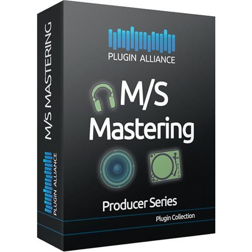 Plugin Alliance M/S Mastering - Mid/Side M/S MASTERING