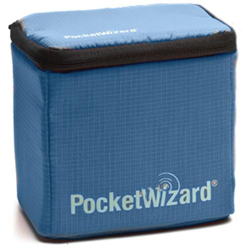 PocketWizard G-Wiz Squared Gear Case (Blue) PW-CASE-SQUARED-BLU