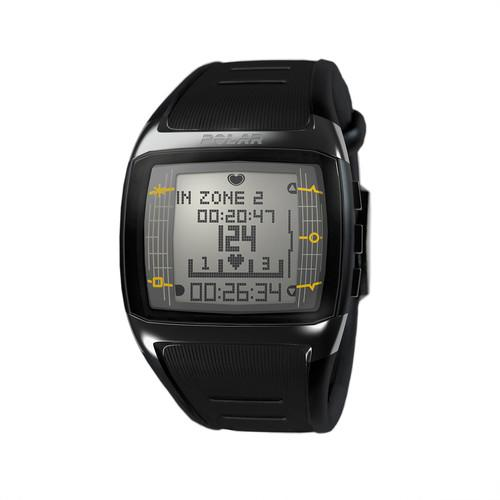 Polar FT60 Male Wrist-Watch Heart Rate Monitor (Black) 90051012