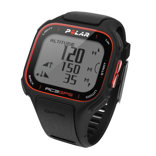 Polar RC3 GPS Fitness Watch with Heart Rate Monitor 90051070