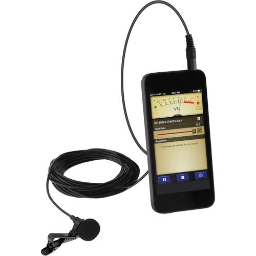 Polsen MO-PL1 Lavalier Microphone for Mobile Devices MO-PL1