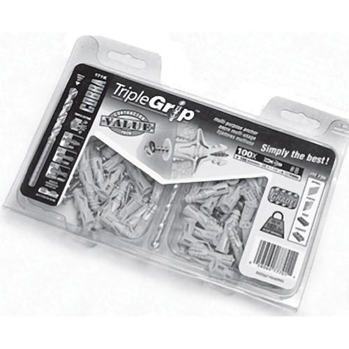 Primacoustic Impaler Wall Anchor Kit (100 Pieces) F101 1020 00
