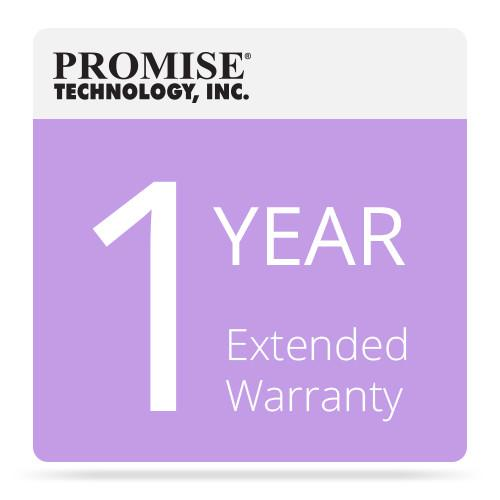 Promise Technology 1-Year Extended Warranty for Pegasus PR1YEXT