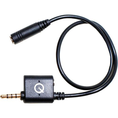 Que Audio QCBL7 Microphone Cable (11.8