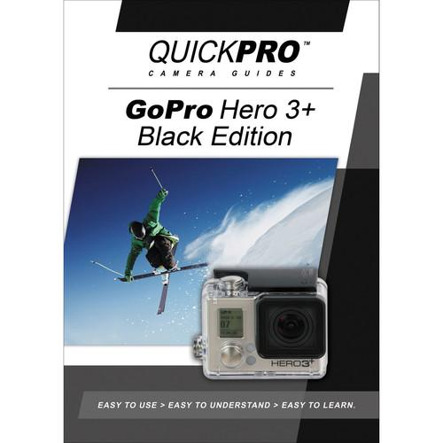 QuickPro Training DVD: GoPro HERO3  Instructional Guide 1949