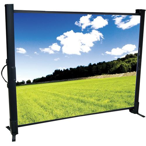 Recordex USA MicroLite Portable Tabletop Projector Screen 803050