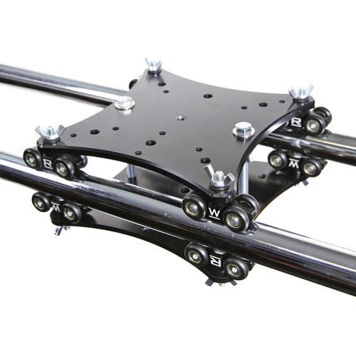 RigWheels MWS3 MicroWheel Stage-3 Camera Slider Carriage MWS3