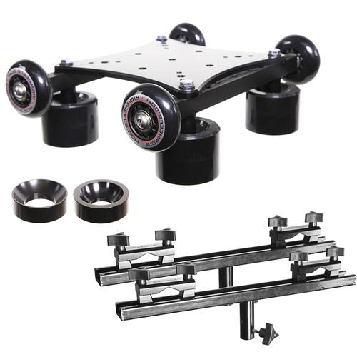RigWheels  RDB1 RailDolly Camera Dolly Kit RDB1