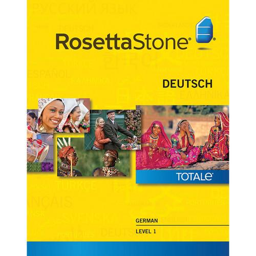 Rosetta Stone  German Level 1 27790WIN