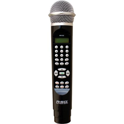 RSQ Audio HSK-202 Karaoke Microphone MP3 G Player HSK202