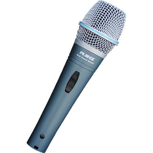 RSQ Audio KM-60 Lead and Background Vocal Microphone KM60