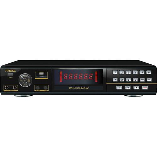 RSQ Audio MKP-2000 Multi Format Karaoke DVD Player MKP2000