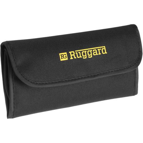 Ruggard Six Pocket Filter Pouch (Up to 82mm) FPB-164B