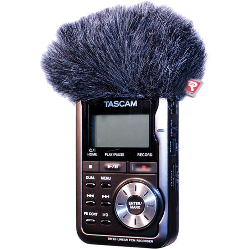 Rycote Mini Windjammer for Tascam DR-2D Field Recorder 055440