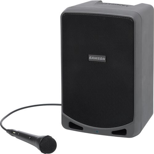 Samson Expedition XP106 Portable PA System with Wired XP106