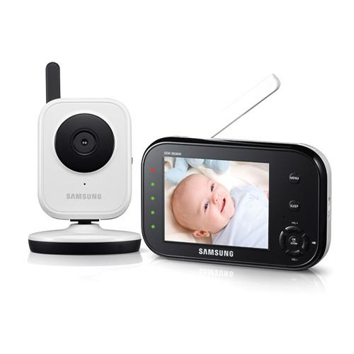 Samsung SEW-3036W BabyVIEW Video Baby Monitoring System