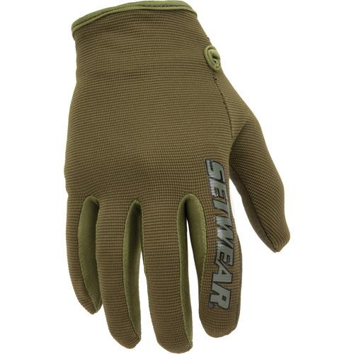 Setwear  Stealth Gloves (Small, Green) STH-06-008