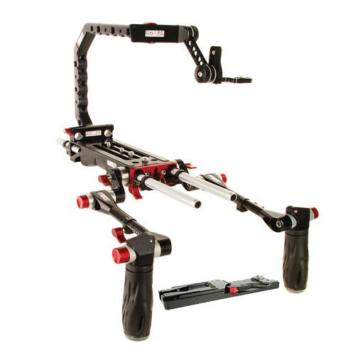 SHAPE 8000 V-Lock QR Baseplate, Tripod Adapter, BP8000EVF