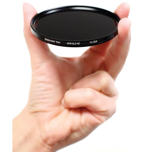 Singh-Ray 82mm Mor-Slo 15-Stop ND Thin Mount Filter RT-9001