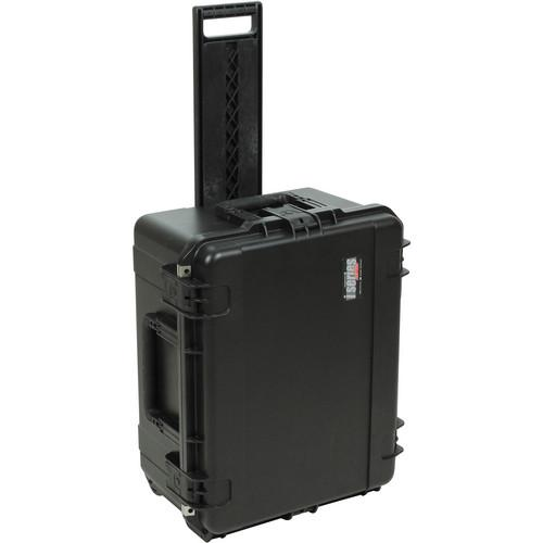 SKB iSeries Waterproof Case with Wheels and Pull 3I221710MS20