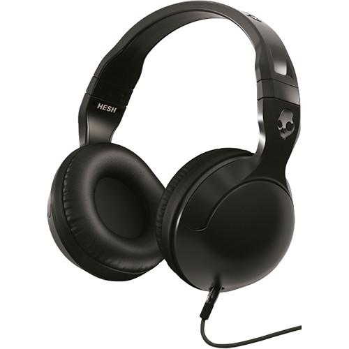 Skullcandy HESH 2.0 Headphones (Black and Gunmetal) S6HSGY-374