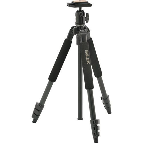 Slik Sprint 150 Aluminum Tripod with SBH-150DQ Ball Head 611-875