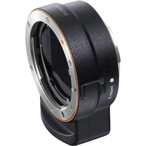 Sony A-Mount to E-Mount Lens Adapter (Black) LAEA3
