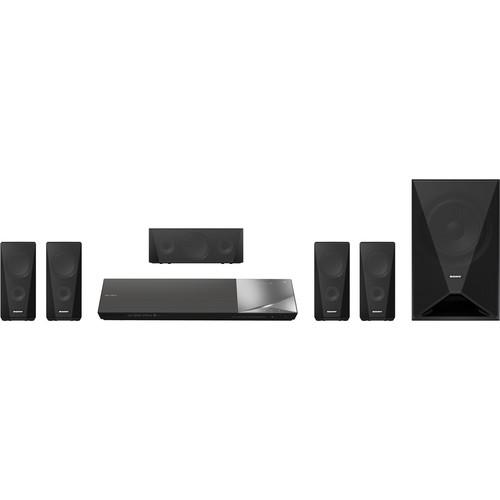 Sony BDV-N5200W 5.1-Channel 1000W 3D Smart Blu-ray BDVN5200W