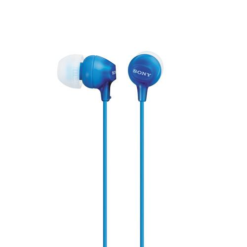 Sony MDR-EX15LP In-Ear Headphones (Blue) MDREX15LP/L